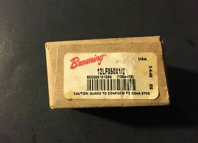 New Browning 12lf050x12 Pulley In Box