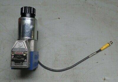 Lot 2 Bosch Rexroth R900566283 Hydraulic Directional Control Valve