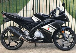 Yamaha YZFR15,LAMS, light and easy to ride,6 months reg,$2750 Youngtown Launceston Area Preview
