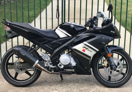 Yamaha YZFR15,LAMS, light and easy to ride,6 months reg,$2500