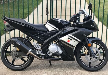 Yamaha YZFR15 , Lams, light and easy to ride learner bike.$2500 .