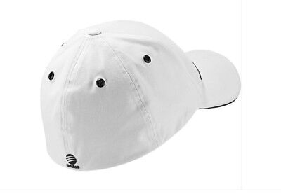 Porsche Design Sport by adidas P'5000 Pro Stretch Cap Hat White Titanium BNWT Adidas Stretch Hat