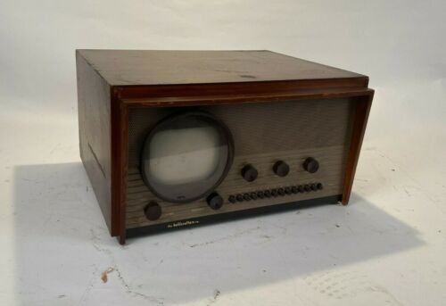hallicrafters television model T-505