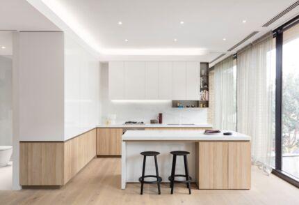 Designer Ex-Display Kitchen with Island Bench