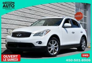 2010 Infiniti EX35 *LUXURY*AWD*NAVIGATION*CUIR*TOIT*