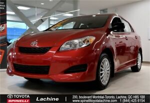 2013 Toyota Matrix Base VERY CLEAN! RARE COLOR! SUPER PRICE! HUR