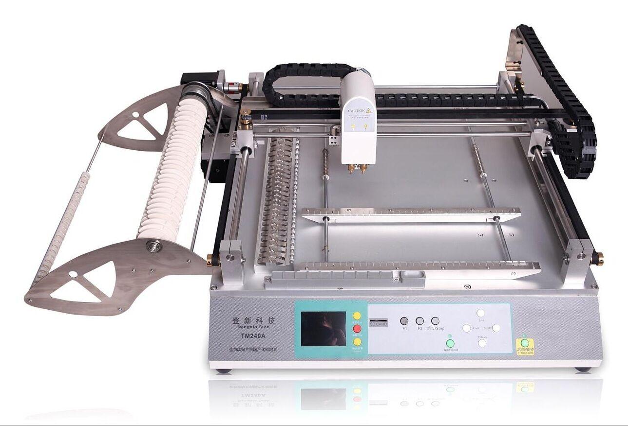 Сборочно-монтажное оборудование NeoDen TM240A Desktop Pick and Place