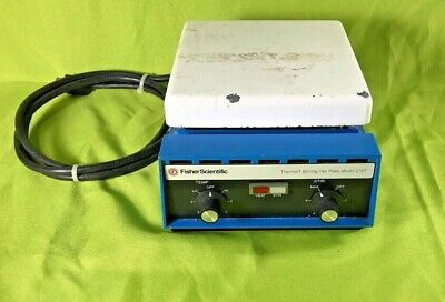Fisher Scientific Thermix Stirring Hot Plate Model 210t Tested