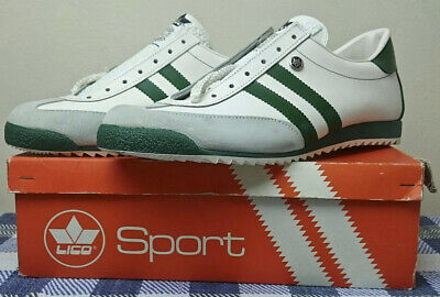 vintage LICO SPEED ~ made in WEST GERMANY ~ deadstock trainers 1970s sneakers og