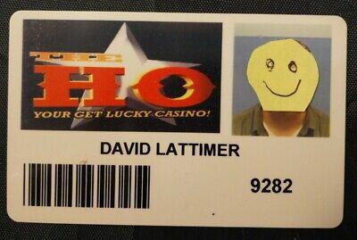 Westward Ho Casino Employee Card Las Vegas