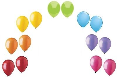 Rainbow Colored (14) My Little Pony Oz Birthday Party Latex Decoration Balloons](Rainbow Colored Balloons)