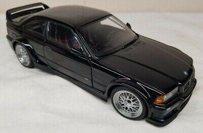 UT Models BMW M3 scale Black 1:18
