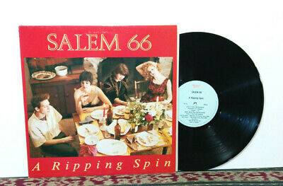 Salem 66 – A Ripping Spin - LP Made in UK 1985 Jangle Pop Post-Punk Rock - NM ()