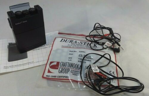 Intelect Standard TENS Dual Channel Unit with Timer 77600 by Chattanooga
