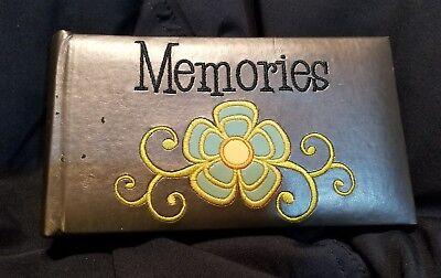 Photo Album Memories 80 4x6 Photos