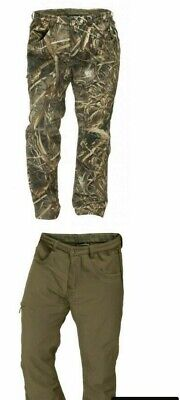 NEW BANDED GEAR SOFT SHELL WADER PANTS - B1020014 - CAMO - SOLID