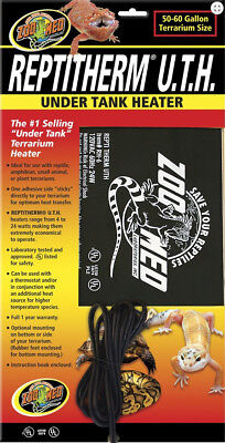 Zoo Med ReptiTherm Under Tank Heater for 50-60 Gallon Terrariums