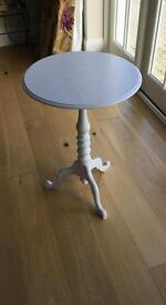 Painted Mahogany Side Table