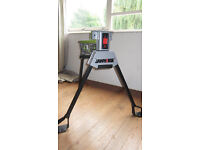 WORX Professional Portable Clamping Workstation Jawhorse (VERY rarely used)