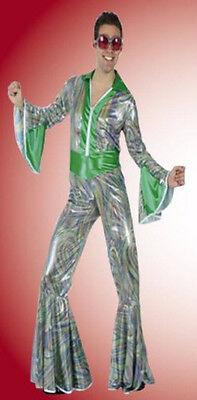 TRENDY DISCO 70er Kostüm Gr L Karneval Schlager Schlagermove  Herren verkleidung