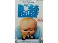 Boss Baby DVD + Bonus disk