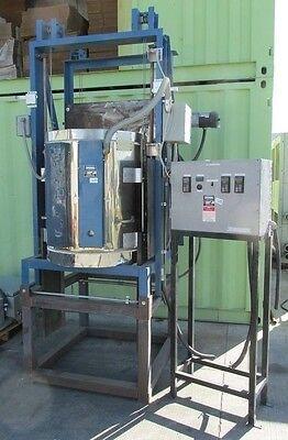 Cress Mfg Electric Industrial Furnace Kiln Oven Model Tv29cn W Control