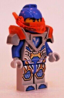 LEGO Nexo Knights nex093 Clay minifigure. Set 70351 minifig