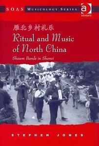 Ritual & Music Of North China Bookh Neu