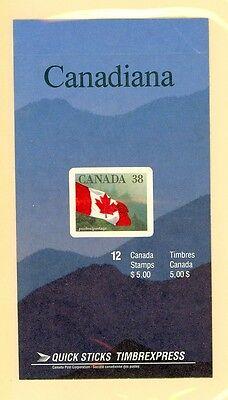 Canada Scott 1191a Mint NH booklet