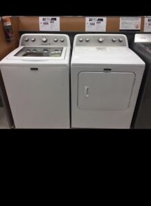 MOVING SALE!! $750 OBO RARELY USED MAYTAG WASHER AND DRYER