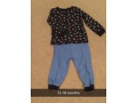 Baby clothes, boys, various sizes
