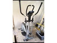 Bodymax e60 elliptical cross trainer