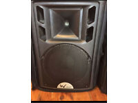 W Audio PSR 12A speaker active / powered