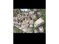 Random stone approx 20 sq m