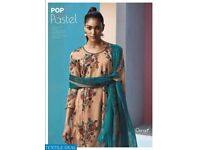 GANGA POP OF PASTEL WHOLESALE CASUAL SALWAR SUITS