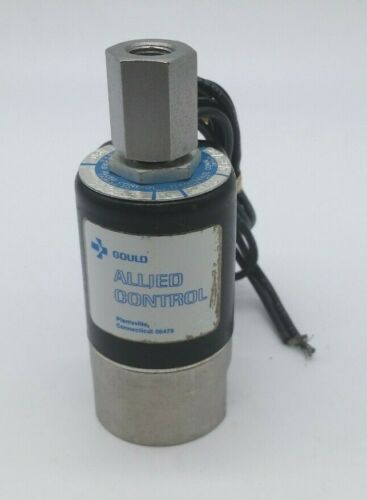 Gould Allied Control 30383 Solenoid Valve