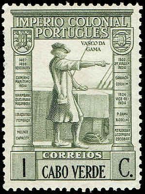 Scott # 234 - 1938 - ' Vasco Da Gama Issue '