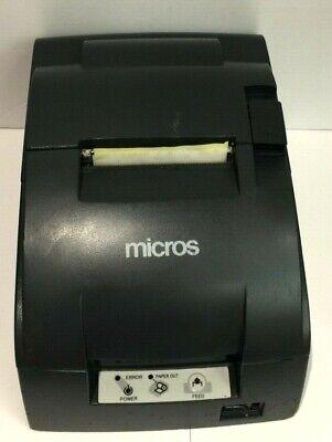 Micros Epson Dot Matrix Receipt Printer