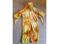 Pterodactyl (dinosaur) dress up outfit / costume, aged 5-6 years; able to post