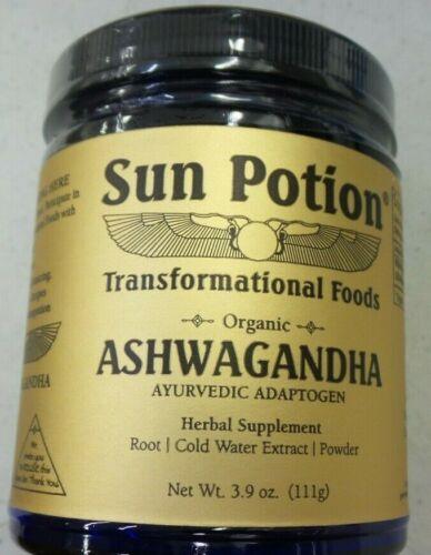 Sun Potion Ashwagandha Root Powder  EXP 12/19
