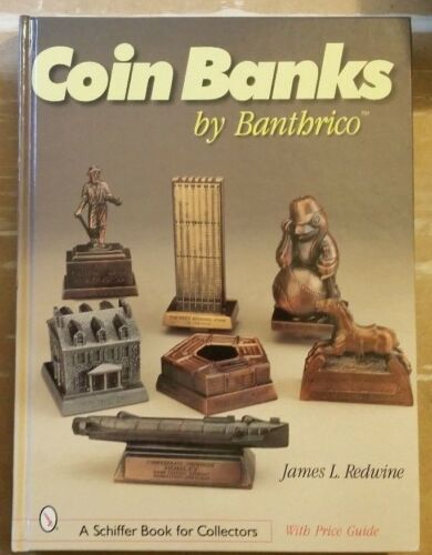 ANTIQUE COIN BANK VALUE GUIDE COLLECTOR