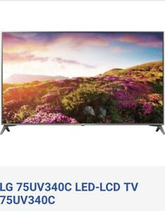 "LG 75"" 75UV340C LED-LCD TV"