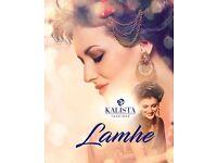 LAMHE BY KALISTA HEAVY GEORGETTE SAREES WHOLESALE