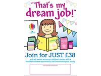 Usborne - Work from home opportunity