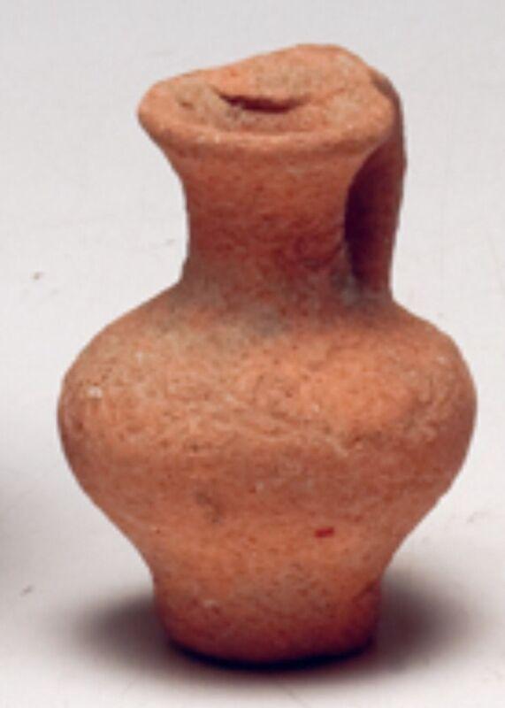 IRON AGE JUGLET  CA. 2000 - 1200 B.C.