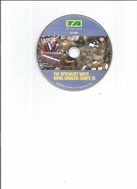 ROYAL LOGISTIC CORPS TA DVD