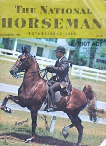 Saddlebred, Tennessee Walking Horse