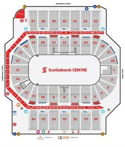 Moosehead memorial cup tickets lower bowl