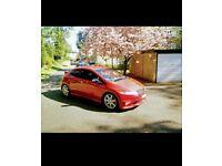 Honda Civic type R FN2 GT K20z4