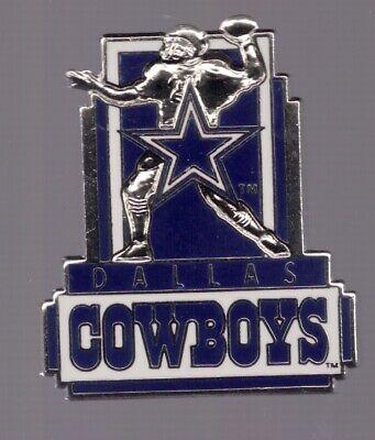 NFL Dallas Cowboys Lapel Pin Super Bowl XII Historic 3 Blue Small